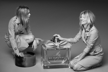 Cara-Delevingne-And-Kate-Moss-My-Burberry1